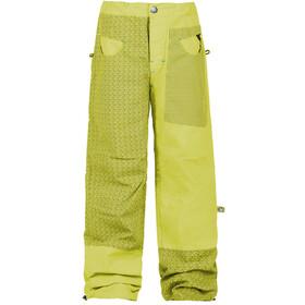 E9 B Blat 2 - Pantalones de Trekking Niños - verde